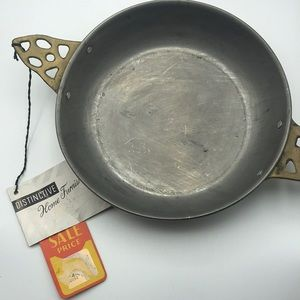 Vintage NWT Copper Pan 8 inches